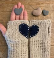 Knit Love Mitts