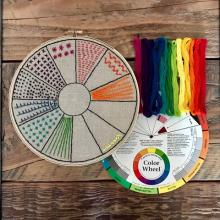 embroidery colorwheel