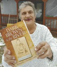 Dorothy Lund and Dark Brown is the River