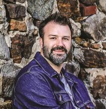 Author Nickolas Butler