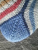 fish lips heel sock